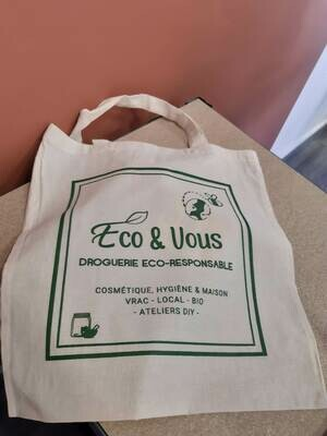 Sac Coton Eco & Vous