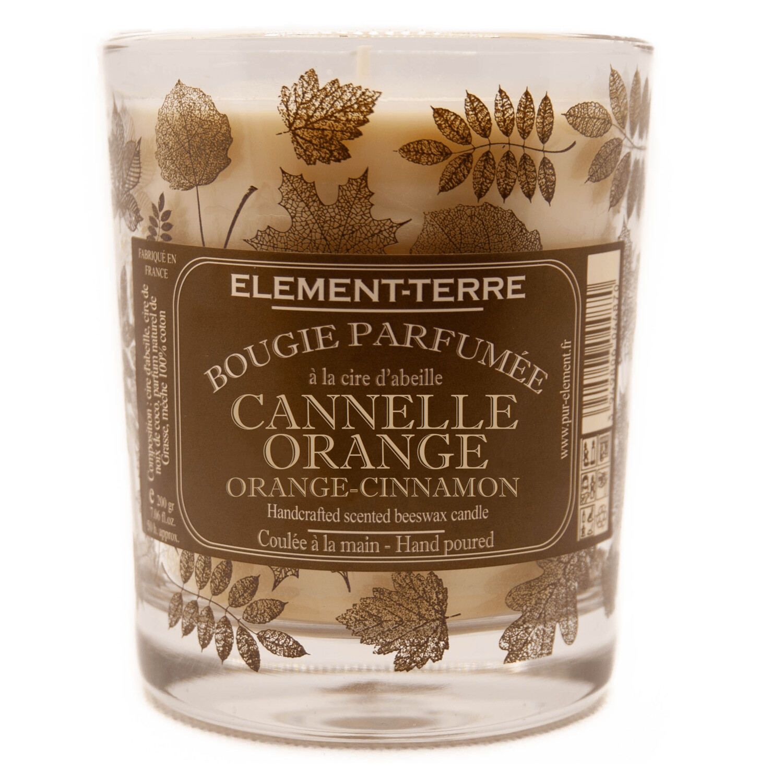Bougie Cannelle Orange