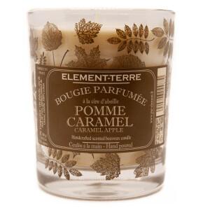 Bougie Pomme Caramel