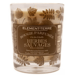 Bougie Herbes Sauvages