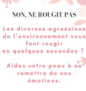 Kit Masque Anti-rougeur - Non, ne Rougit pas