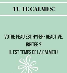 Kit Masque Adoucissant - Tu te calmes!