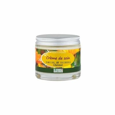 Crème de soin Cheveux - Cameline et Calendula