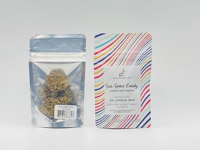 Berkshire CBD Sour Space Candy Flower 3.5