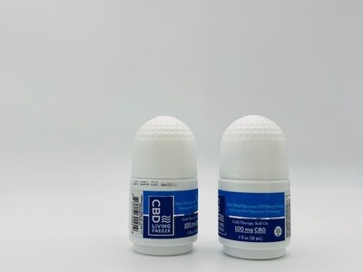 CBD Living Freeze Cold Therapy Roll on 100mg