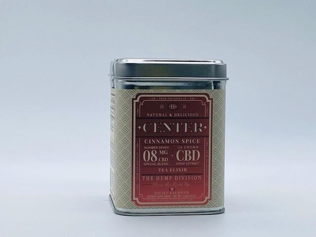 Harney & Sons Center Cinnamon Spice Tea 8mg