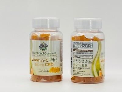 SSH CBD Vitamin C (300mg)
