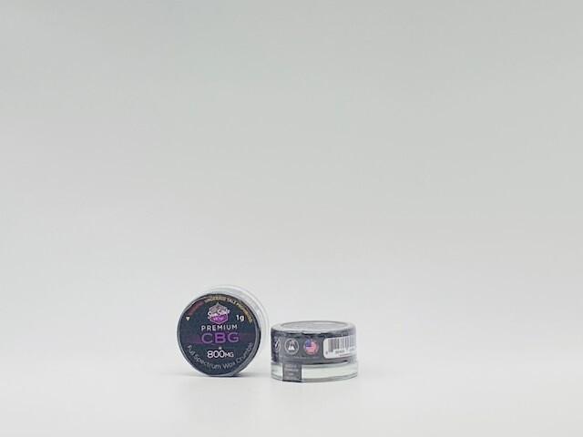 SSH CBG Wax Crumble (800mg)