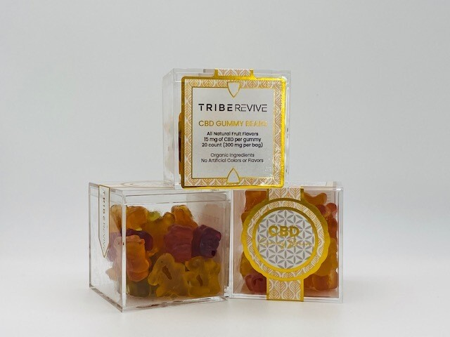 TribeTokes CBD Gummies 300mg