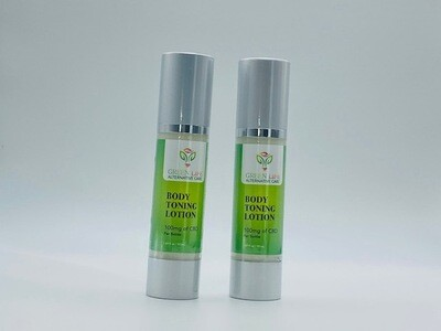 GLAC CBD Complete Body Toning Lotion 100mg