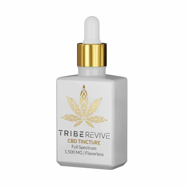 TribeTokes Flavorless Tincture 1500mg