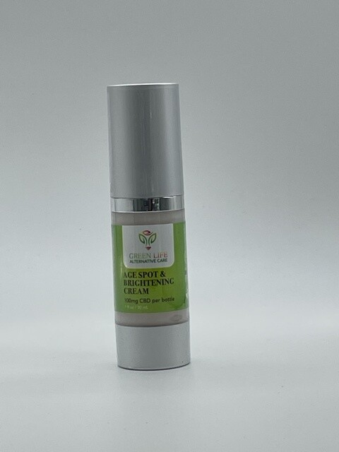 Green Life Age Spot Care & Brightening Cream 100mg