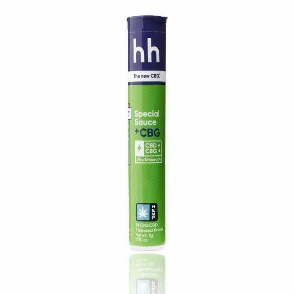 HH Special Sauce Preroll