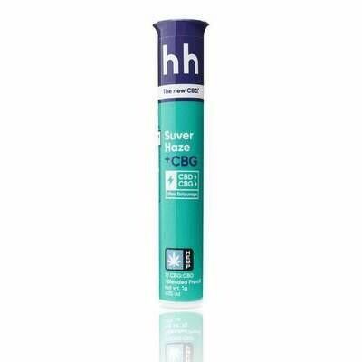 HH Suver Haze  Preroll