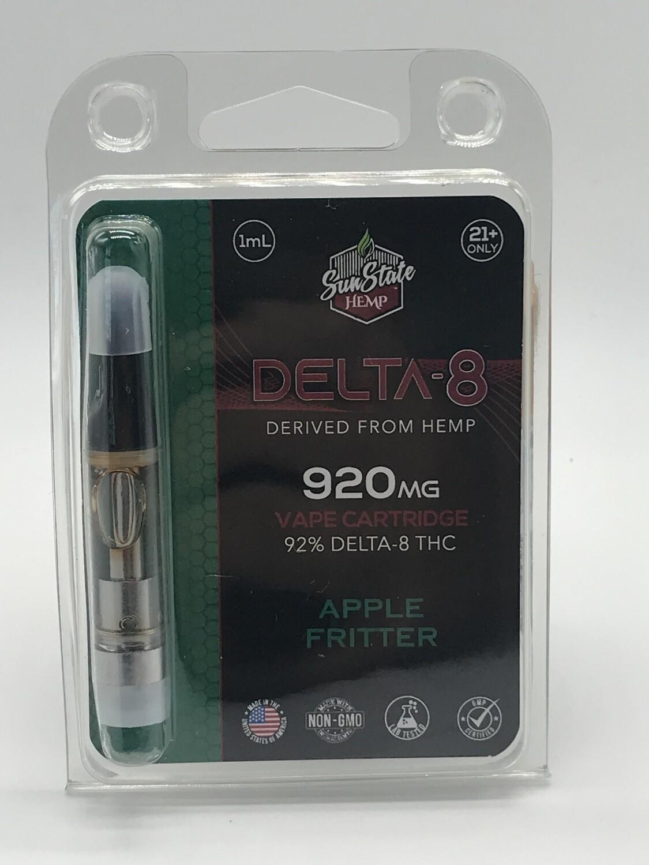 SSH Delta 8 Cartridge Apple Fritter 1ml 920mg