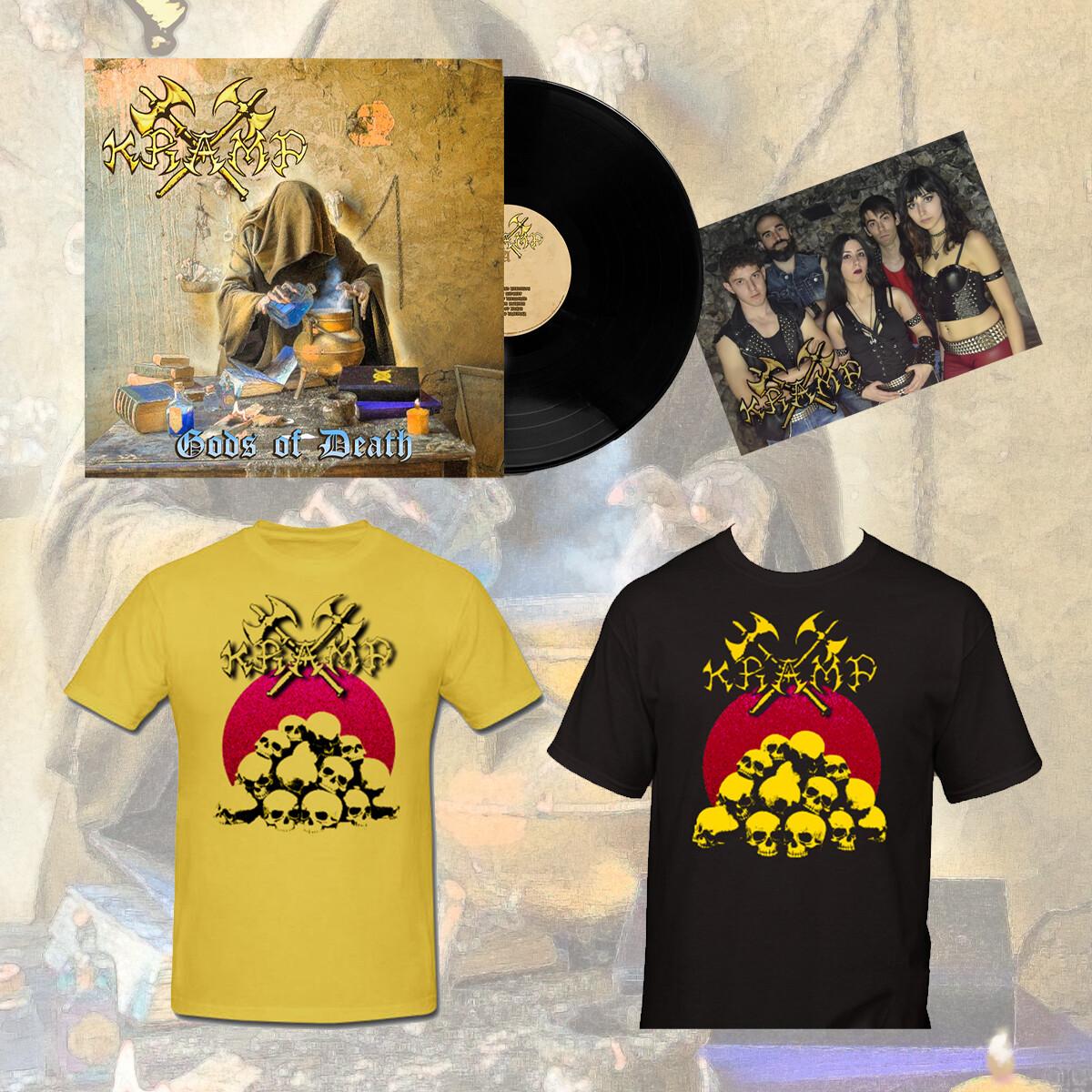 Vinyl Bundle (LP + T-shirt + Card)