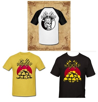 T-shirts (Choose yours inside)