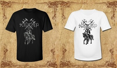 Death Rider - T-Shirt BLACK OR WHITE
