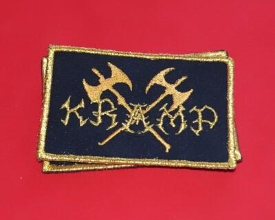 Logo patch (metallic details)