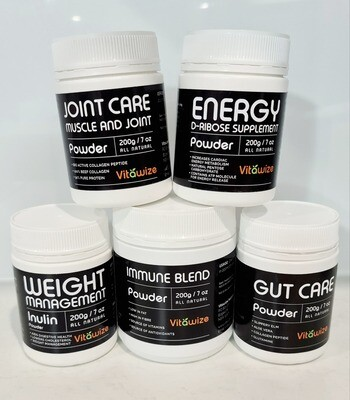 Complete Wellness Stack