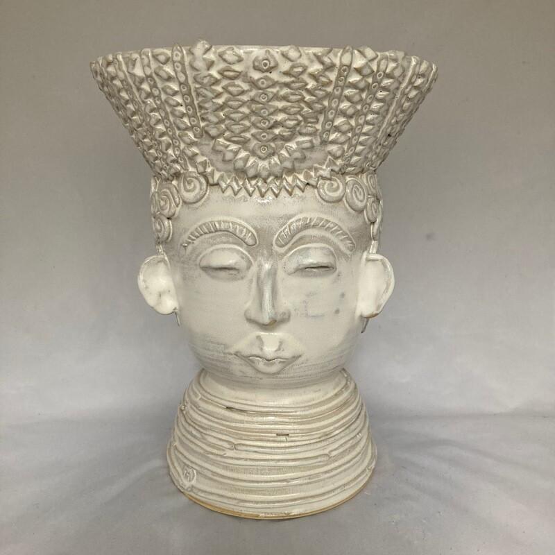 Vase tête Karos