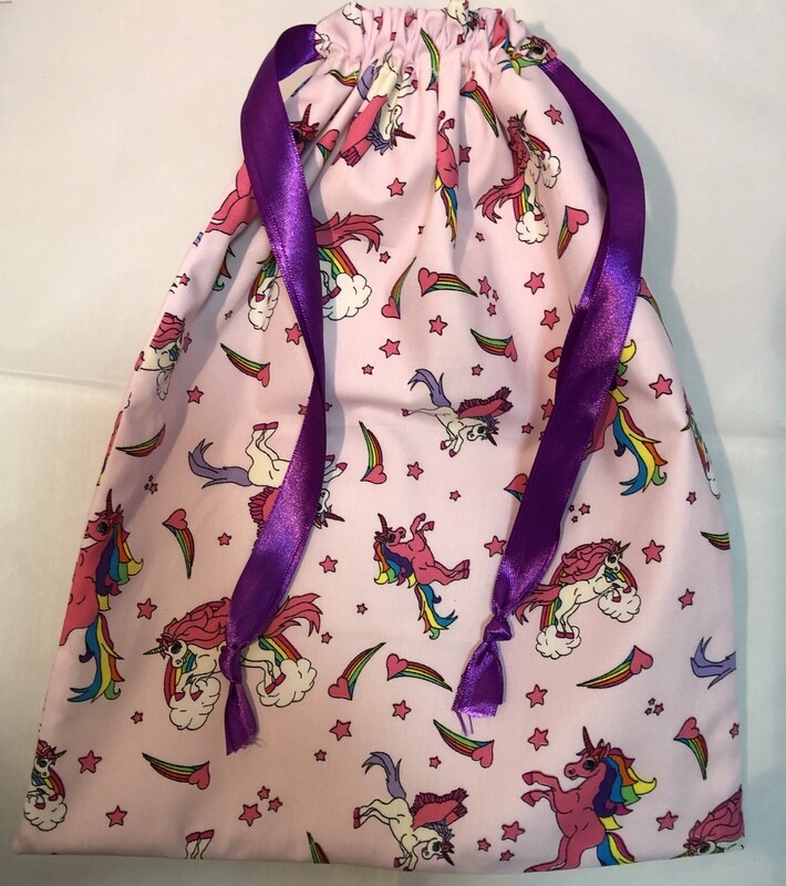 Unicorn Shoe Bag