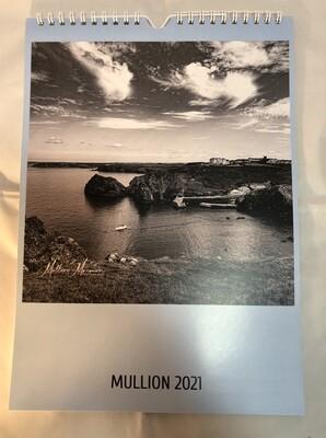 Mullion 2021 Calendar