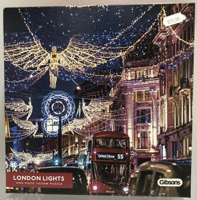 London Lights Puzzle