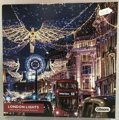 London Lights Puzzle