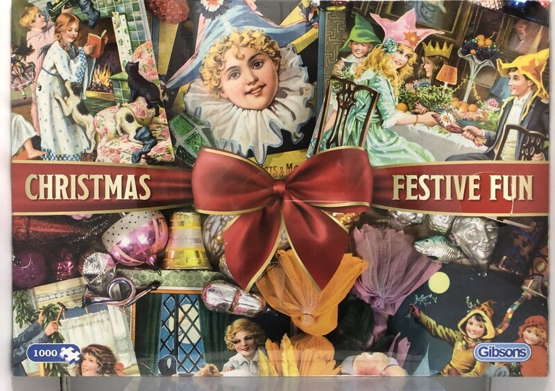 Christmas Festive Fun Jigsaw