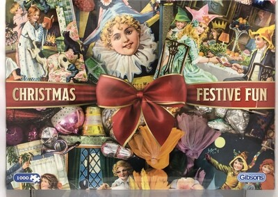 Christmas Festive Fun Jigsaw