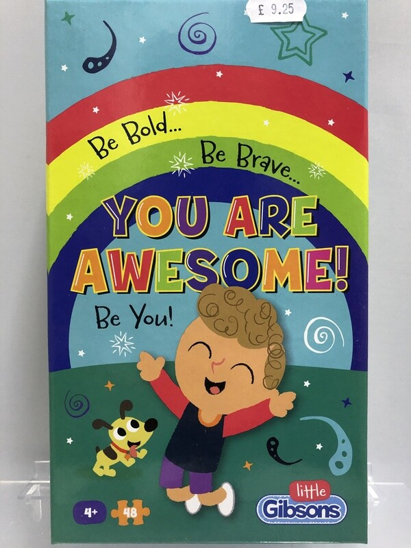 You Are Awesome Puzzle