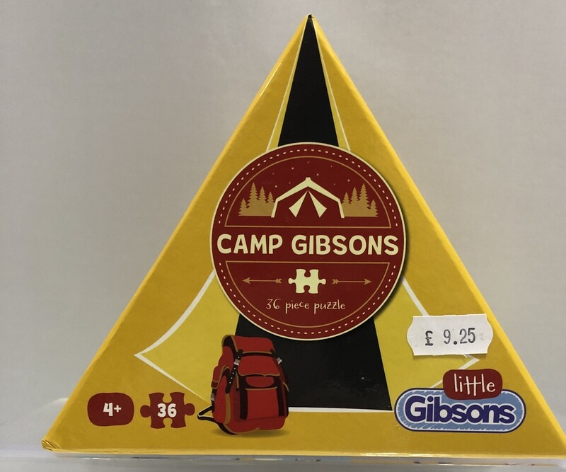 Camp Gibsons Jigsaw