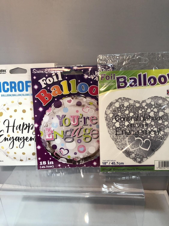 Engagement & Wedding Balloons