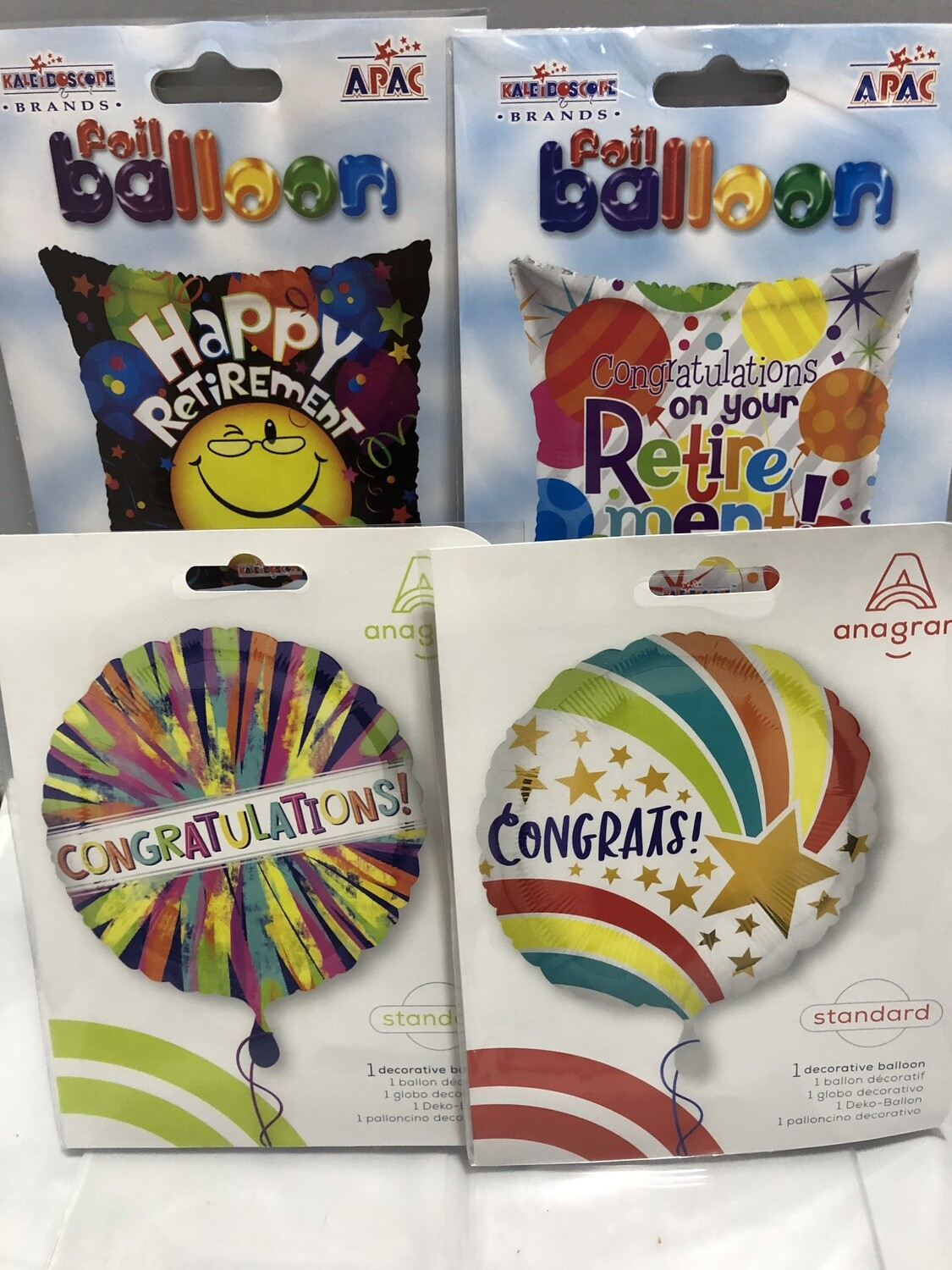 Other Occasions Balloons