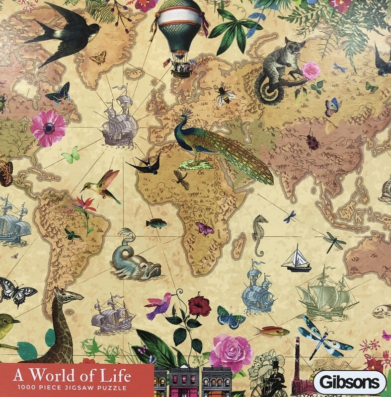A World of Life