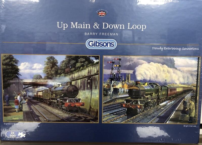 Up Main & Down Loop