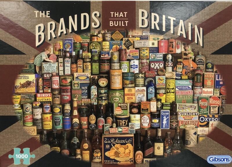 Brands That Built Britain