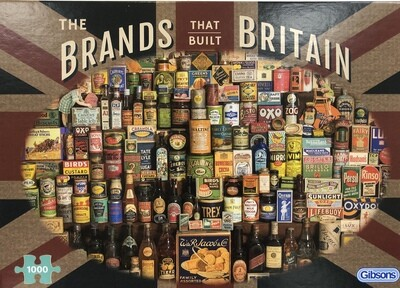 Brands That Built Britain