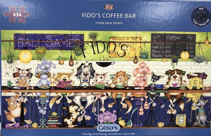 Fido's Coffee Bar