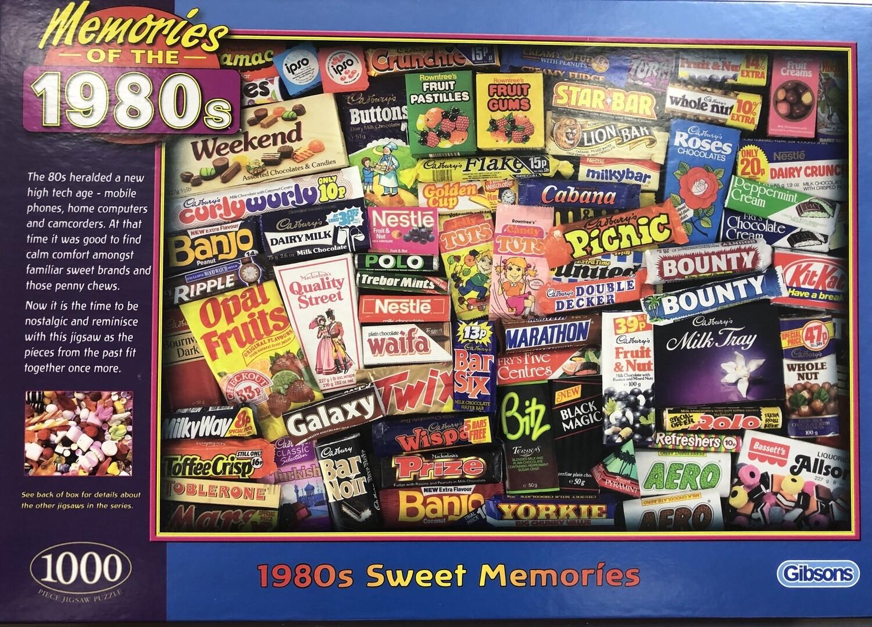 1980s Sweet Memories