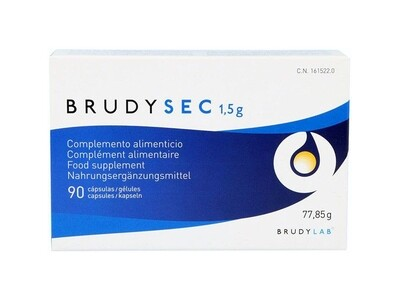 BrudySec 90 Kapseln - trockene Augen