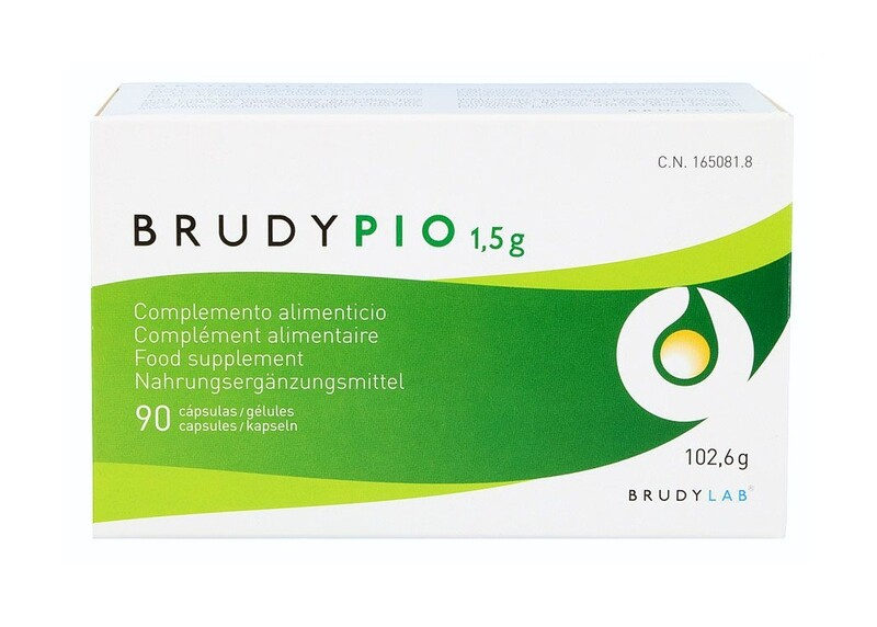 Brudypio 90 Kapseln - Glaukom (grüner Star)