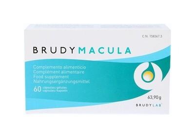 BrudyMacula 60 Kapseln - Makuladegeneration (AMD)