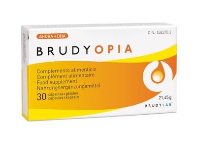 BrudyOpia 30 Kapseln - gute Sehkraft