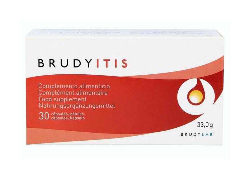 BrudyItis 30 Kapseln - Entzündungen