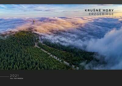 Kalendář Krušné hory 2021 - Petr Mikšíček
