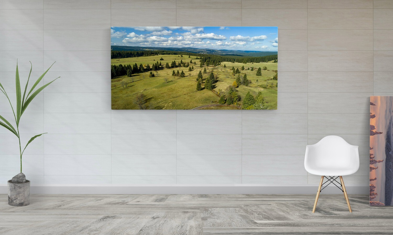 Krušné hory - podzim,  230 motivů, panorama, 200 x 100 cm - Stadur deska 10 mm