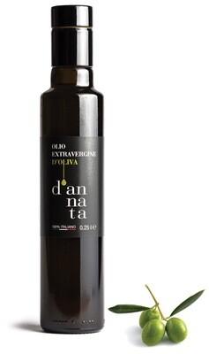 Olio Extravergine di oliva 100% Italiano cl 25