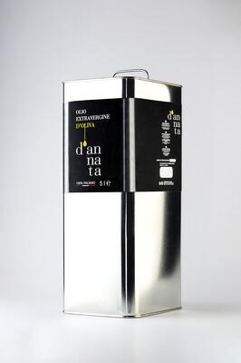 Olio Extravergine di oliva 100% Italiano  Latta 5 litri